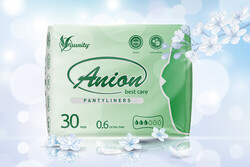 ANION SLIPEINLAGEN (1 Packung)